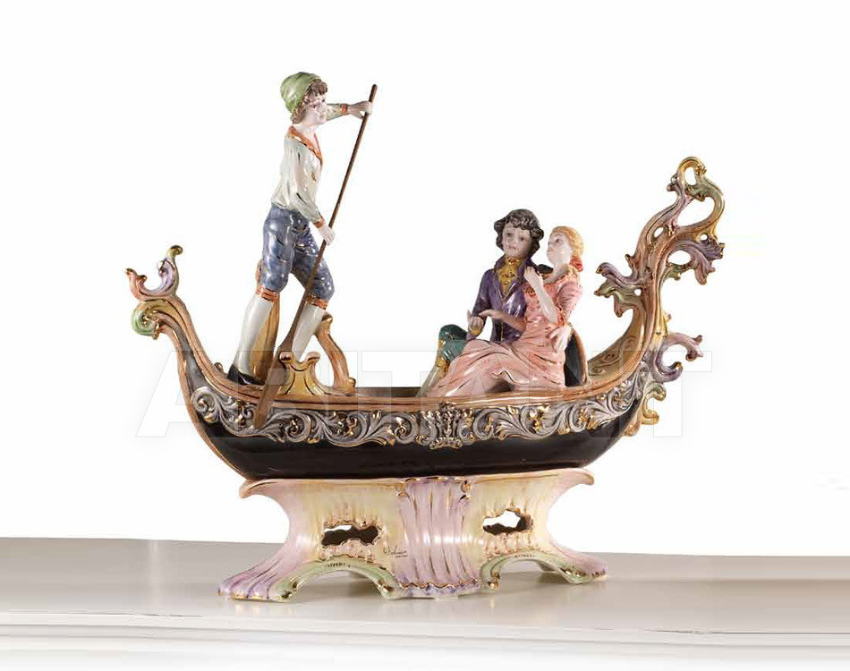 Купить Статуэтка Ceramiche Lorenzon  Gruppi L.397/CO