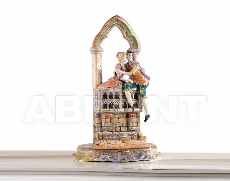Купить Статуэтка Ceramiche Lorenzon  Gruppi L.691/CO