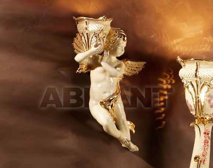 Купить Светильник настенный Ceramiche Lorenzon  Gruppi L.835/L/AVOL/D