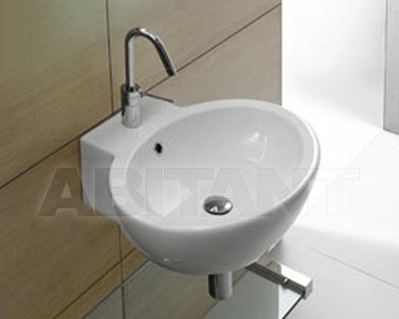 Купить Раковина подвесная SQUARE 60 GSI Ceramica Panorama 663911