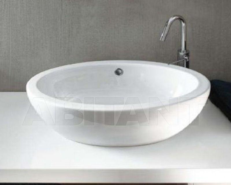 Купить Раковина накладная ELLIPSE 70 BIANCO GSI Ceramica Panorama 664111