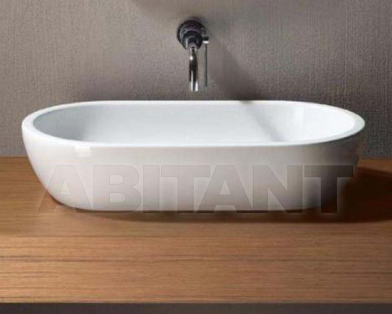 Купить Раковина накладная CIRCLE 70 GSI Ceramica Panorama 668911