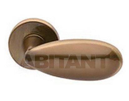 Купить Дверная ручка Mandelli Maniglia 1091/SB PB/BR