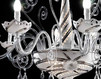 Люстра Ceramiche Lorenzon  Luce LL.12/BP/VM/8F Современный / Скандинавский / Модерн
