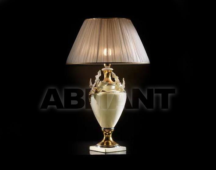 Купить Лампа настольная Ceramiche Lorenzon  Luce L.549/OR/AVOPL