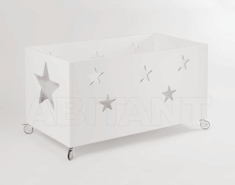 Купить Кроватка Cyrus Company Anteprima B125SS