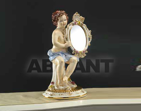 Купить Зеркало настольное Ceramiche Lorenzon  Complementi L.863/PC