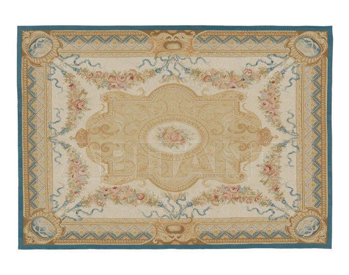 Купить Ковер классический Tisca Italia s.r.l. Aubusson ETOILE 5707