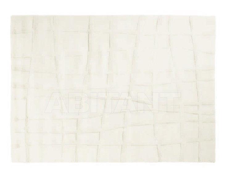 Купить Ковер современный Tisca Italia s.r.l. Aubusson S-MAPPA bianco