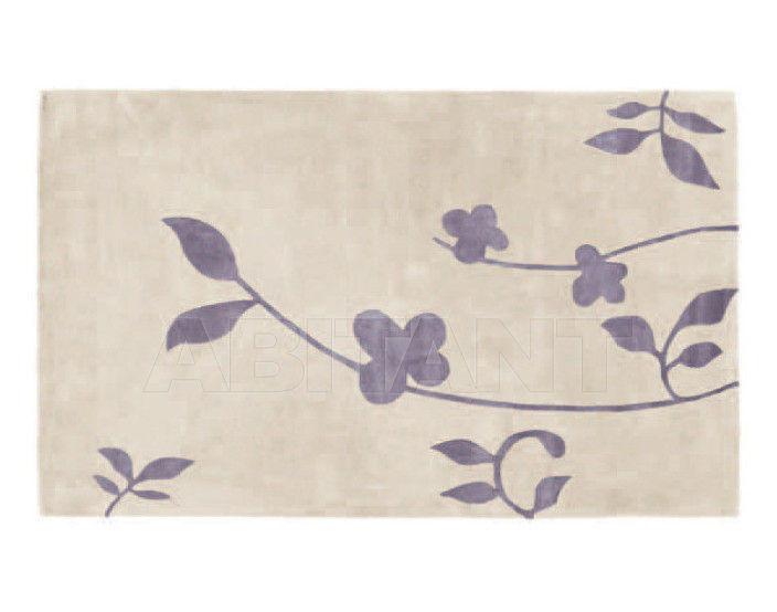 Купить Ковер современный Tisca Italia s.r.l. Aubusson s-TULIP bianco
