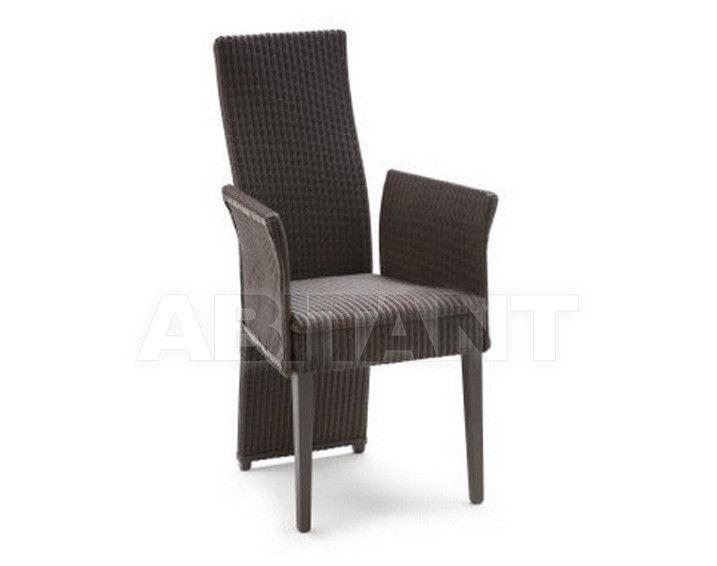 Купить Стул с подлокотниками RIALTO  Loom Italia by Serramenti Granzotto   Giorno AC100S LOOM SEAT