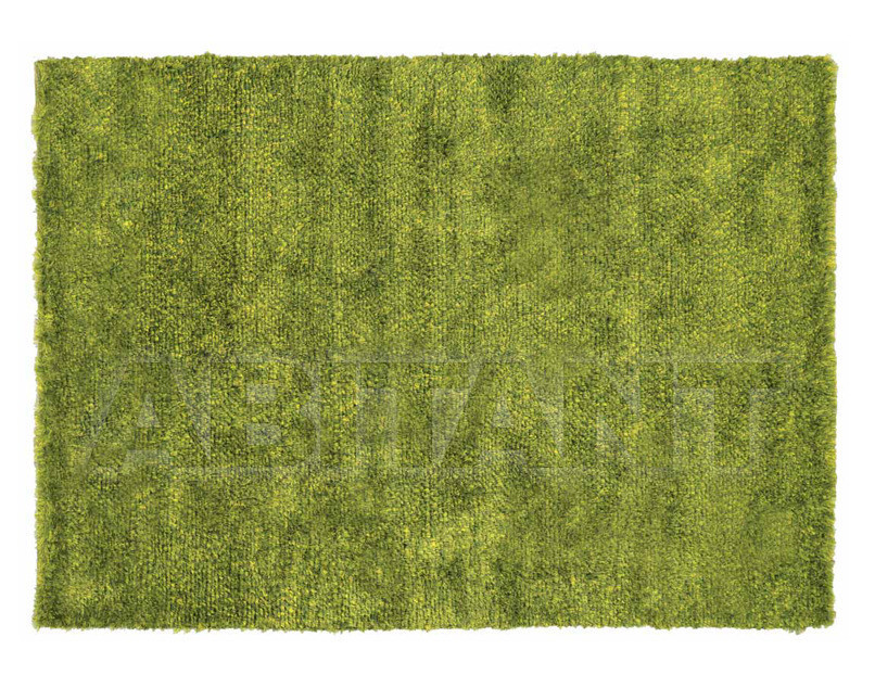 Купить Ковер современный Tisca Italia s.r.l. Aubusson THEMA 02 verde