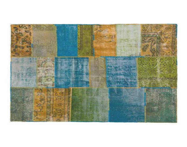 Купить Лоскутный ковер Tisca Italia s.r.l. Aubusson Madda-patch 4630