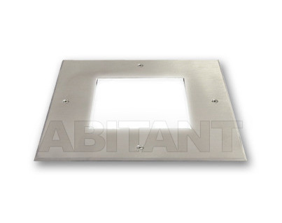 Купить Фасадный светильник Ghidini Lighting s.r.l. Incassi Suolo 5323.36F.A.02