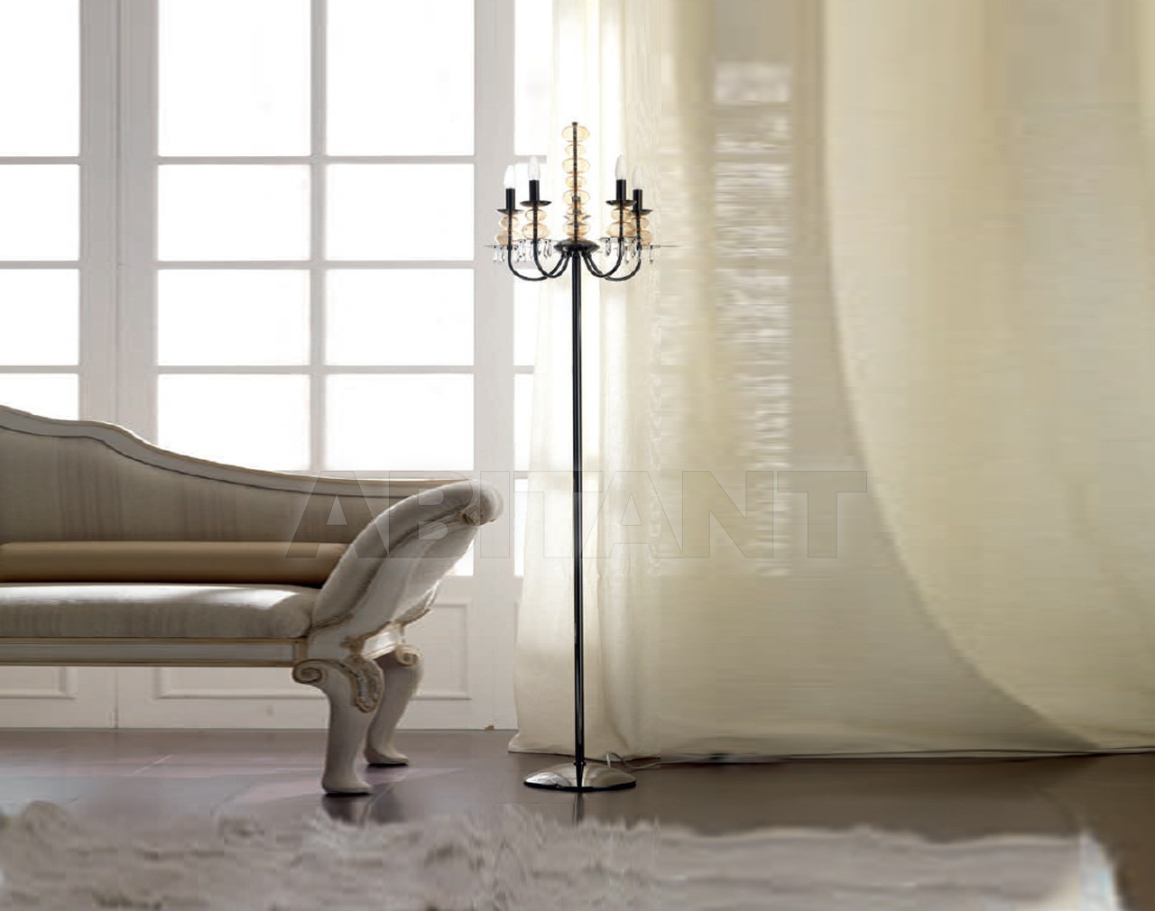 Купить Лампа напольная Irilux Bolle Di Sapone 45157