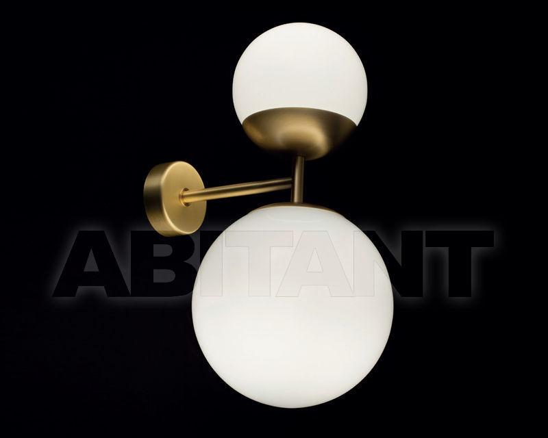 Светильник настенный biba applique белый tato tbi