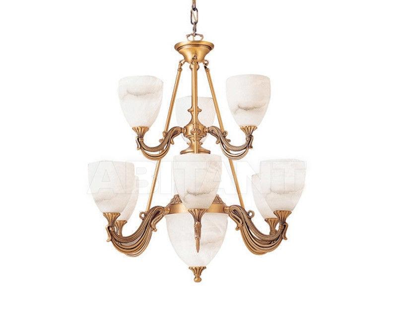 Купить Люстра Leds-C4 Alabaster 20-0227-G8-55