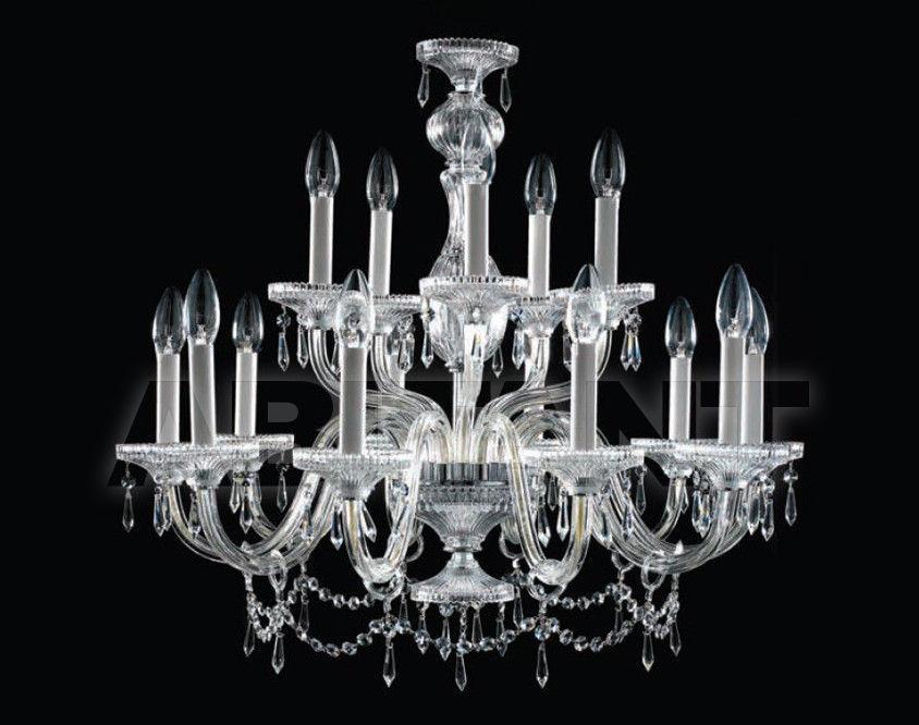 Купить Люстра VIENA Iris Cristal Classic 620146