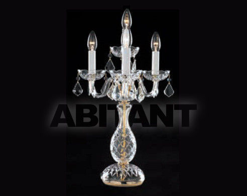 Купить Лампа настольная Iris Cristal Classic 620518
