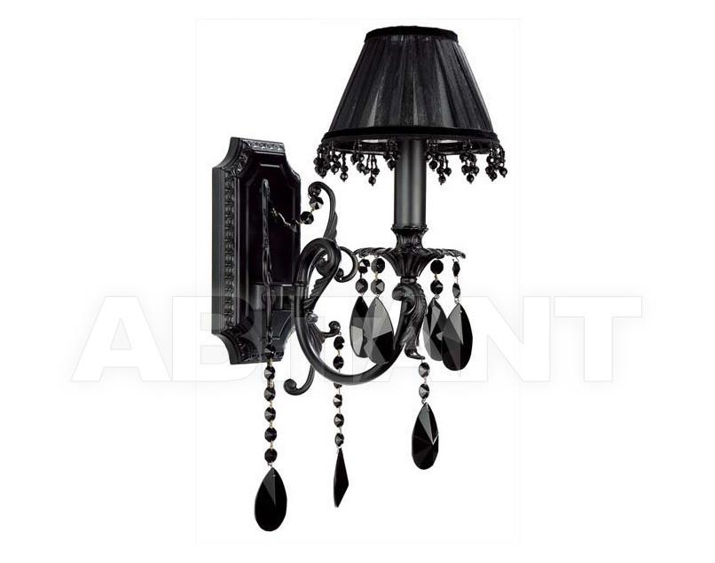 Купить Бра Creaciones Cordon Lighting Jewellery 8815/1 black