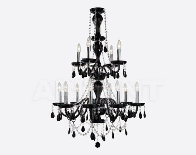 Купить Люстра BALMORAL CLEAR Iris Cristal Classic 620132 8+4