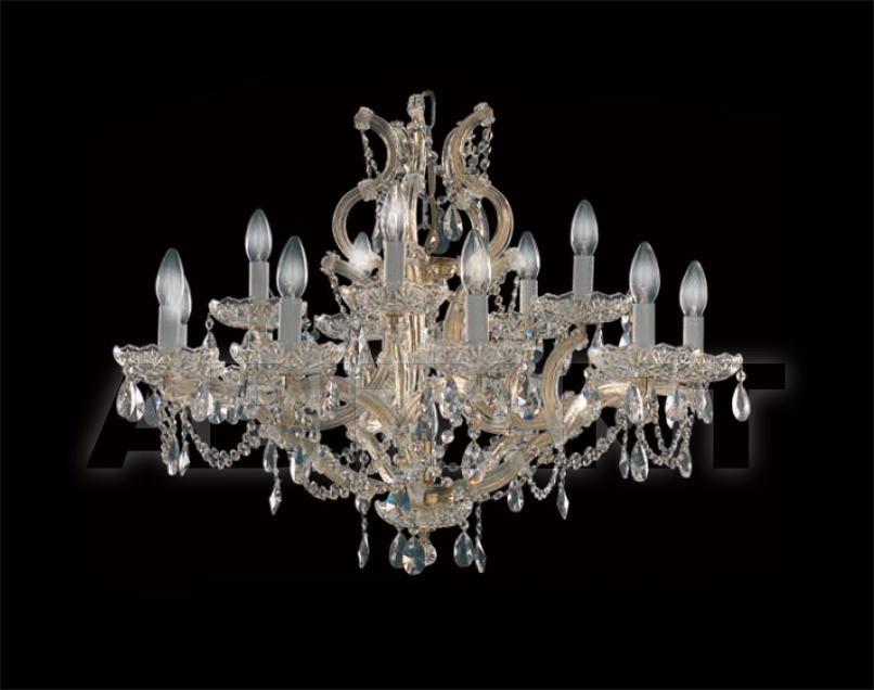 Купить Люстра MONACO Iris Cristal Classic 610121 10+5+1