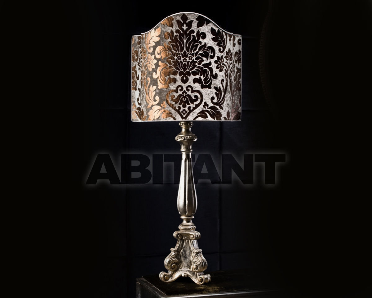 Купить Лампа настольная Exedra furniture srl Luxury Collection Theo