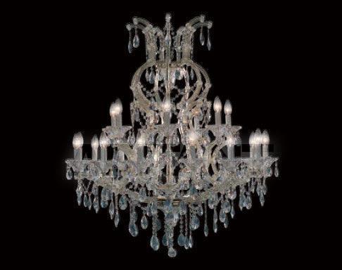 Купить Люстра Iris Cristal Classic 610129 14+7+1