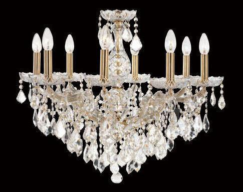 Купить Люстра DORIA Iris Cristal Classic 610157 8