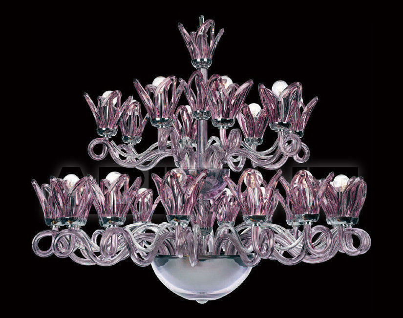 Купить Люстра ORLANDO Iris Cristal Contemporary 650110 16+8
