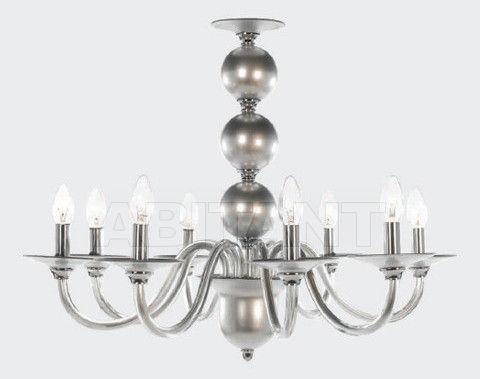 Купить Люстра VENICE Iris Cristal Contemporary 630136