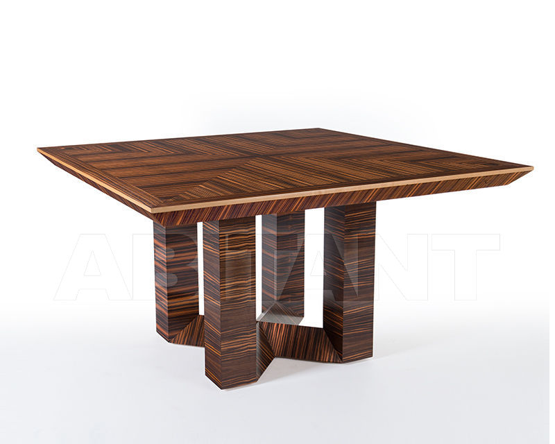 Купить Стол обеденный ETTORE BERDONDINI  AB 1926 Historic Collection ETTORE square table