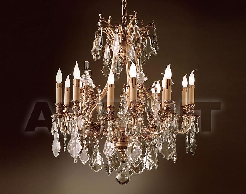 Купить Люстра Lampart System s.r.l. Luxury For Your Light 262 10+5