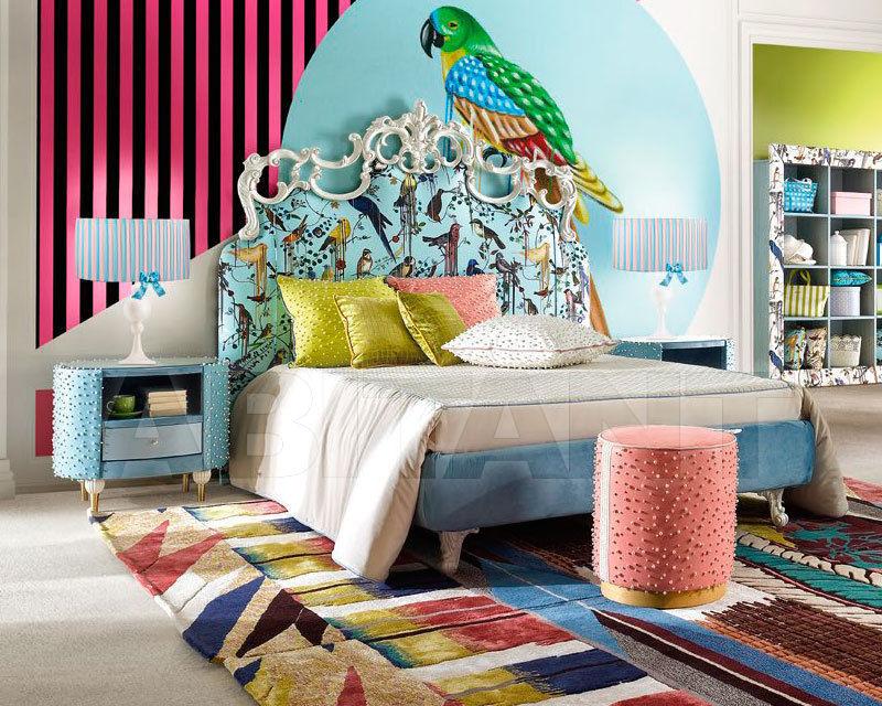 Купить Кровать детская Altamoda HONEY VIP 130/PARROT