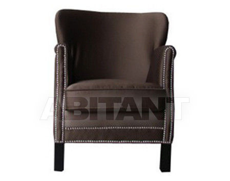 Купить Кресло Foursons Interiors B.V. Chairs FCC201RL10N grigio