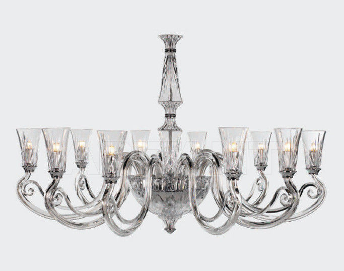 Купить Люстра ALEXANDRIA Iris Cristal Contemporary 630125 10