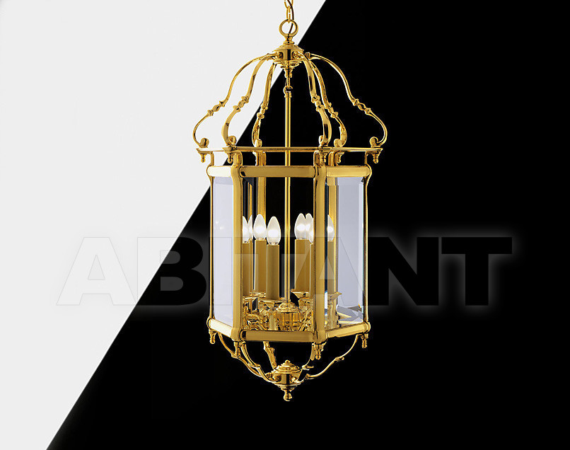 Купить Подвесной фонарь Lampart System s.r.l. Luxury For Your Light 760 6