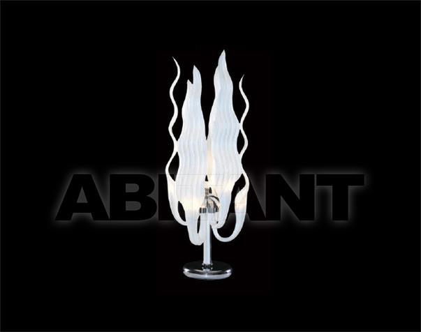 Купить Лампа настольная FLAME Iris Cristal Contemporary 640532