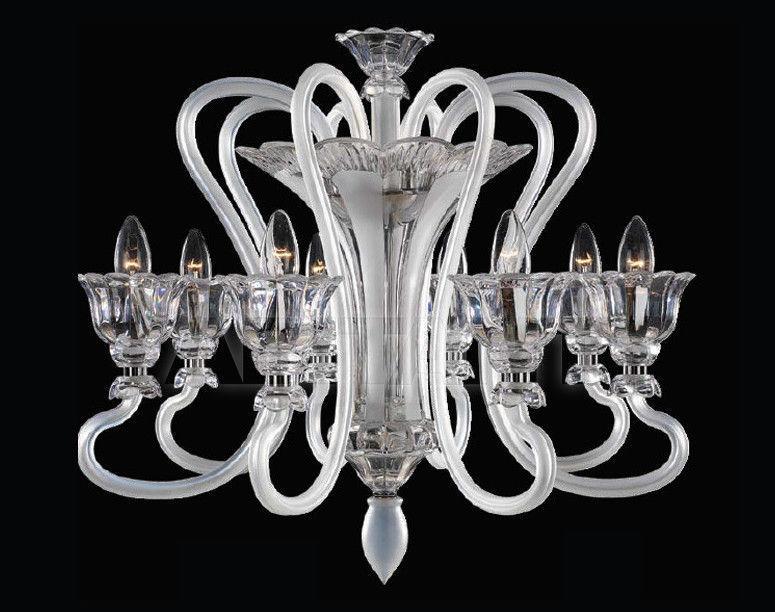 Купить Люстра TRENTO Iris Cristal Luxus 650152