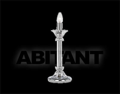 Купить Лампа настольная TRENTO Iris Cristal Luxus 650505