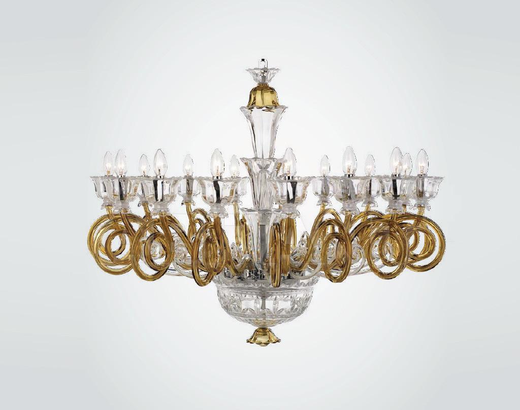 Купить Люстра LUCIA Iris Cristal Luxus 630135 15