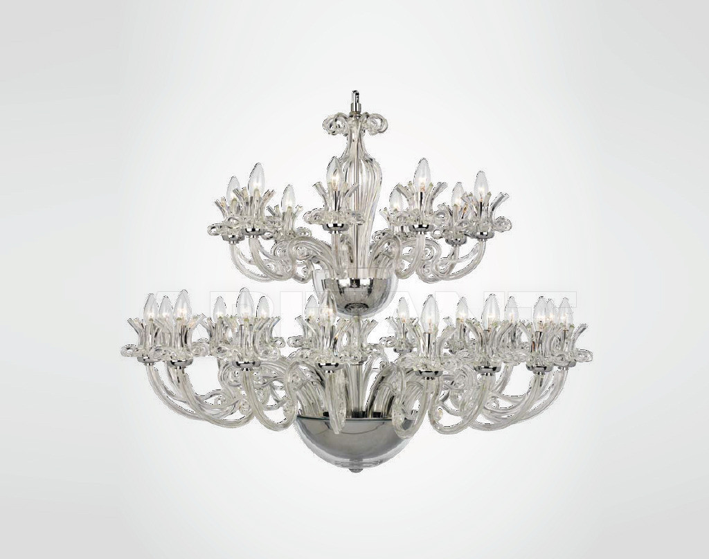 Купить Люстра MARGARITA Iris Cristal Luxus 650129 16+8