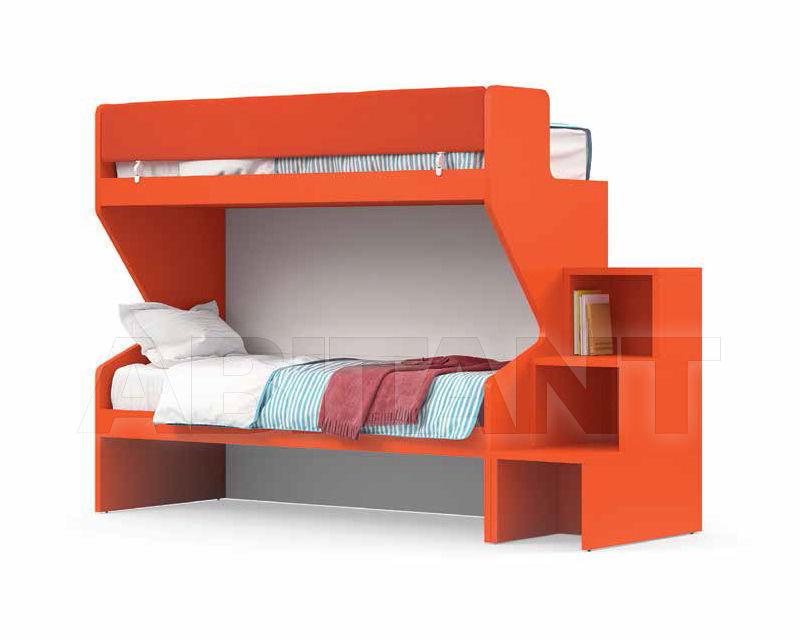 Купить Кровать детская GINO MAXI Battistella 2018 DL76067 + DL15751