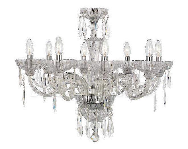 Купить Люстра LAWTON Iris Cristal Luxus 650121 8