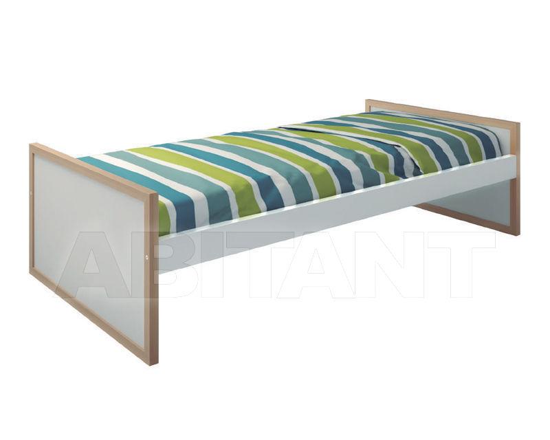 Купить Кровать детская Artemader matt N-001