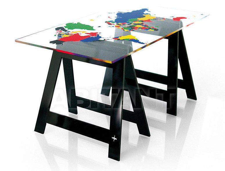 Купить Стол обеденный Acrila Jc De Castelbalajac JCDC Trestle office Mappy