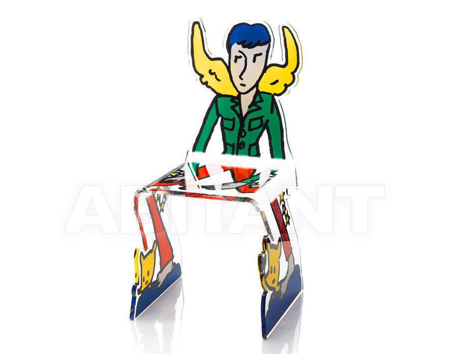 Купить Стул Acrila Jc De Castelbalajac JCDC Chairs angel