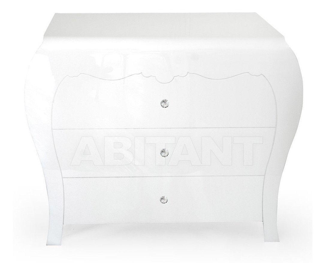 Купить Комод Acrila Gamme Coup D'éclat Large dresser Black White