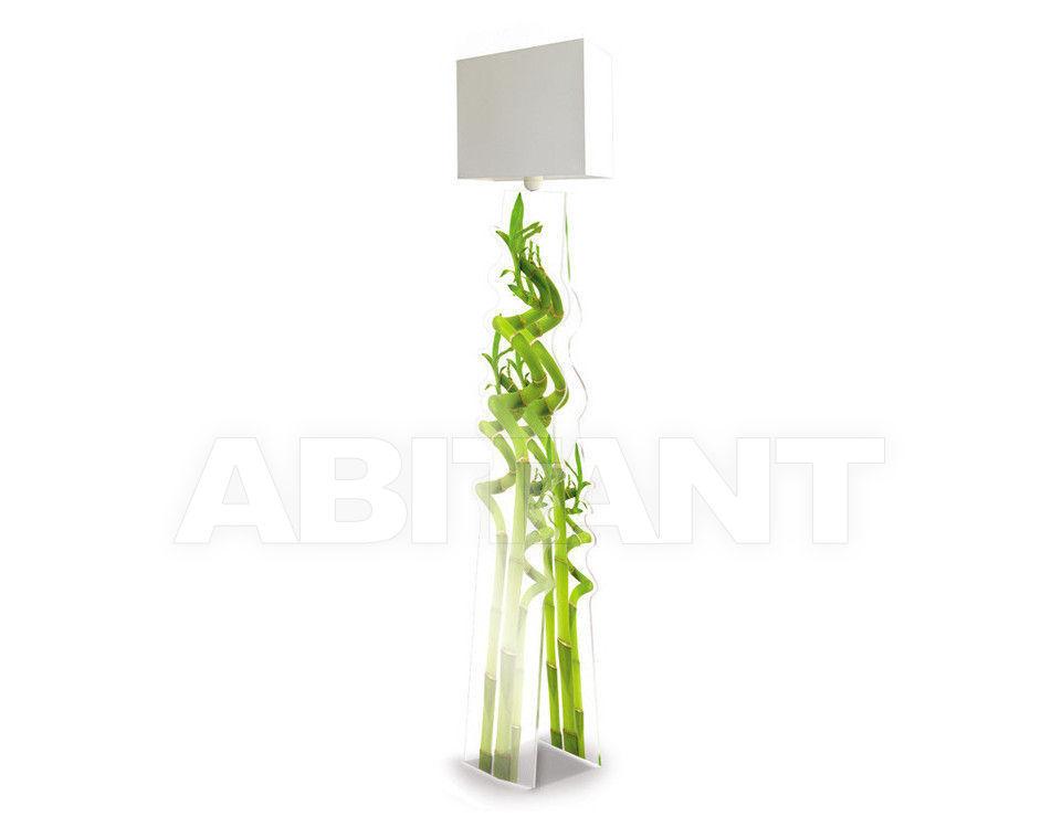 Купить Торшер Acrila Luminaries Lamp Bamboo