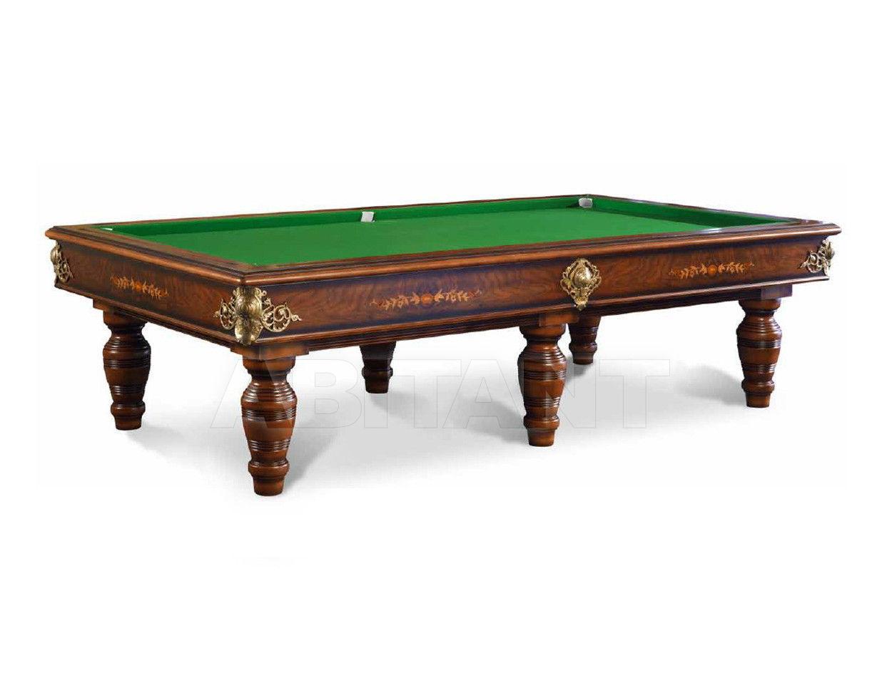 Купить Бильярдный стол Ursus Biliardi Classica Anni '40 Fiore